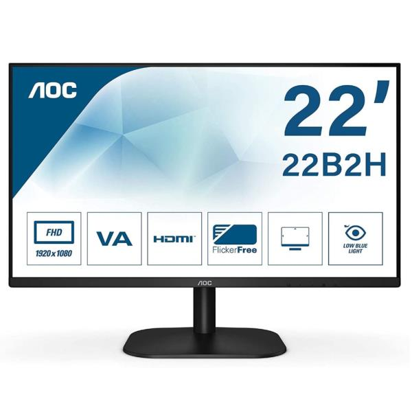 Monitor Led IPS 22