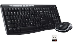 LOGITECH Wireless Desktop MK270 (KIT) RETAIL-USB