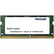 Patriot  - SO-DDR4 2400MHZ 4G