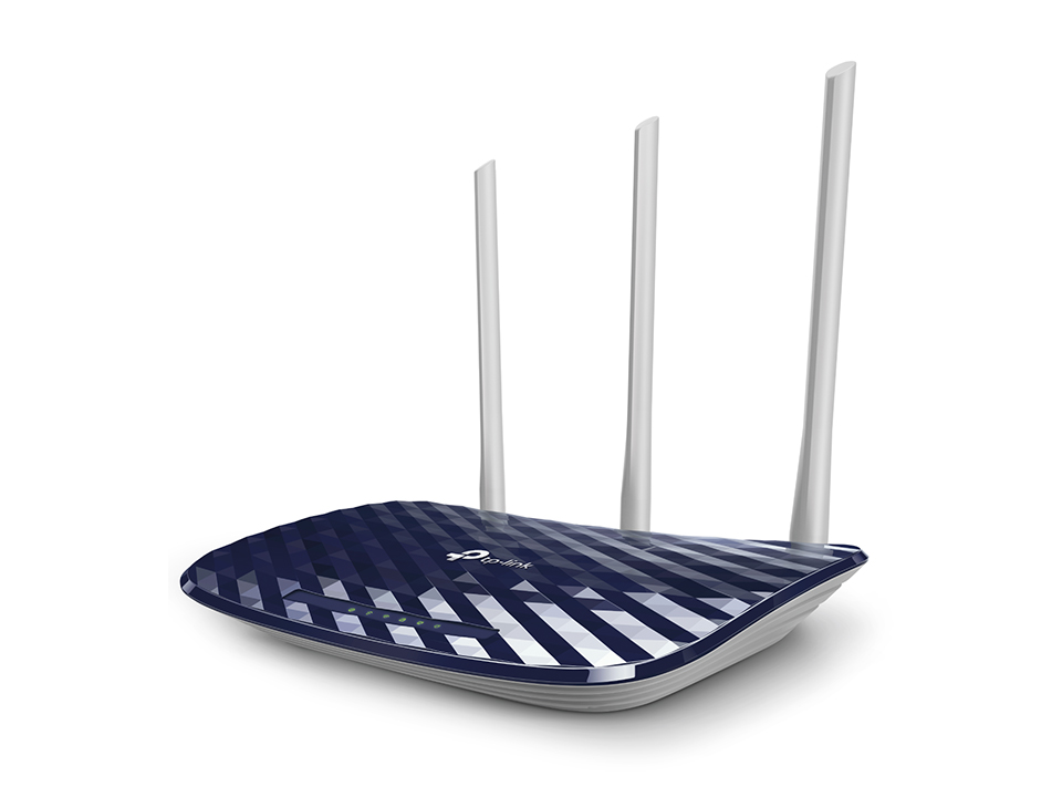 Router Wireless N + DUALBAND 300+433MBPS 3ANT