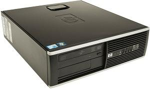 PC HP Elite E7500/4GB/250GB / W7P / Refurbished A