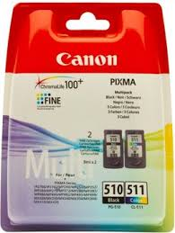 CANON PG510/CL-511 MULTI PACK - 2970B010
